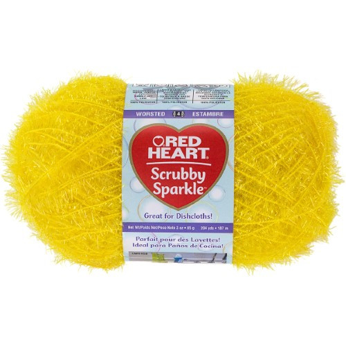 Lovely Red Heart Scrubby Sparkle Yarn Lemon Red Heart Sparkle Yarn Of Top 49 Pics Red Heart Sparkle Yarn