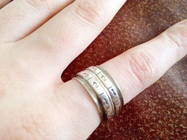 Lovely Row Counter Ring and A Summer Update – Not Your Average Knitting Row Counter Of Marvelous 45 Models Knitting Row Counter