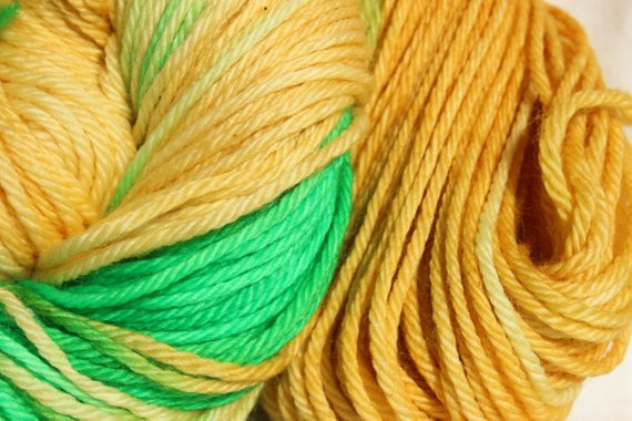 Lovely Rts Hand Dyed Yarn Yellow Green Variegated Yarn Yellow Variegated Yarn Of Charming 49 Ideas Yellow Variegated Yarn