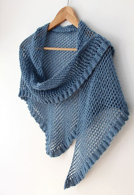Lovely Ruffle Edge Shawl Knit In A Lustrous Viscose & Linen Yarn Summer Knitting Patterns Of Perfect 47 Pictures Summer Knitting Patterns