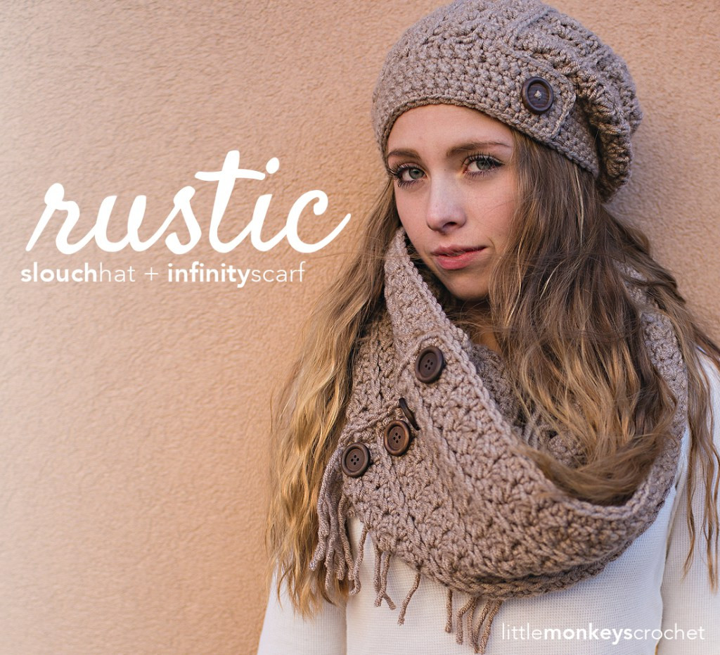 Lovely Rustic Fringe Scarf Crochet Pattern Crochet Hat and Scarf Patterns Free Of Amazing 47 Pics Crochet Hat and Scarf Patterns Free