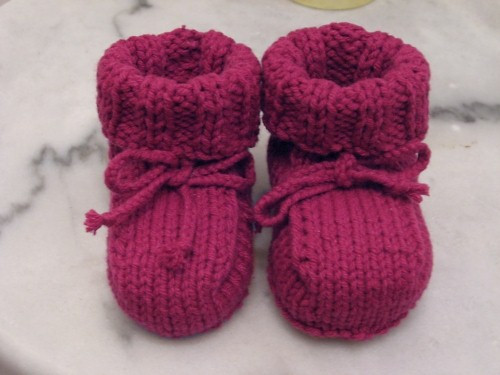 Lovely Ruth's Perfect Baby Booties Baby Booties Knitting Pattern Of Awesome 47 Pics Baby Booties Knitting Pattern