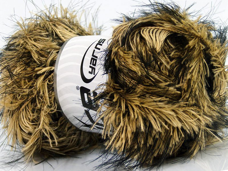 Lovely Safari Gold & Black Long Eyelash Yarn Ice 100gram Black and Gold Yarn Of Superb 46 Images Black and Gold Yarn