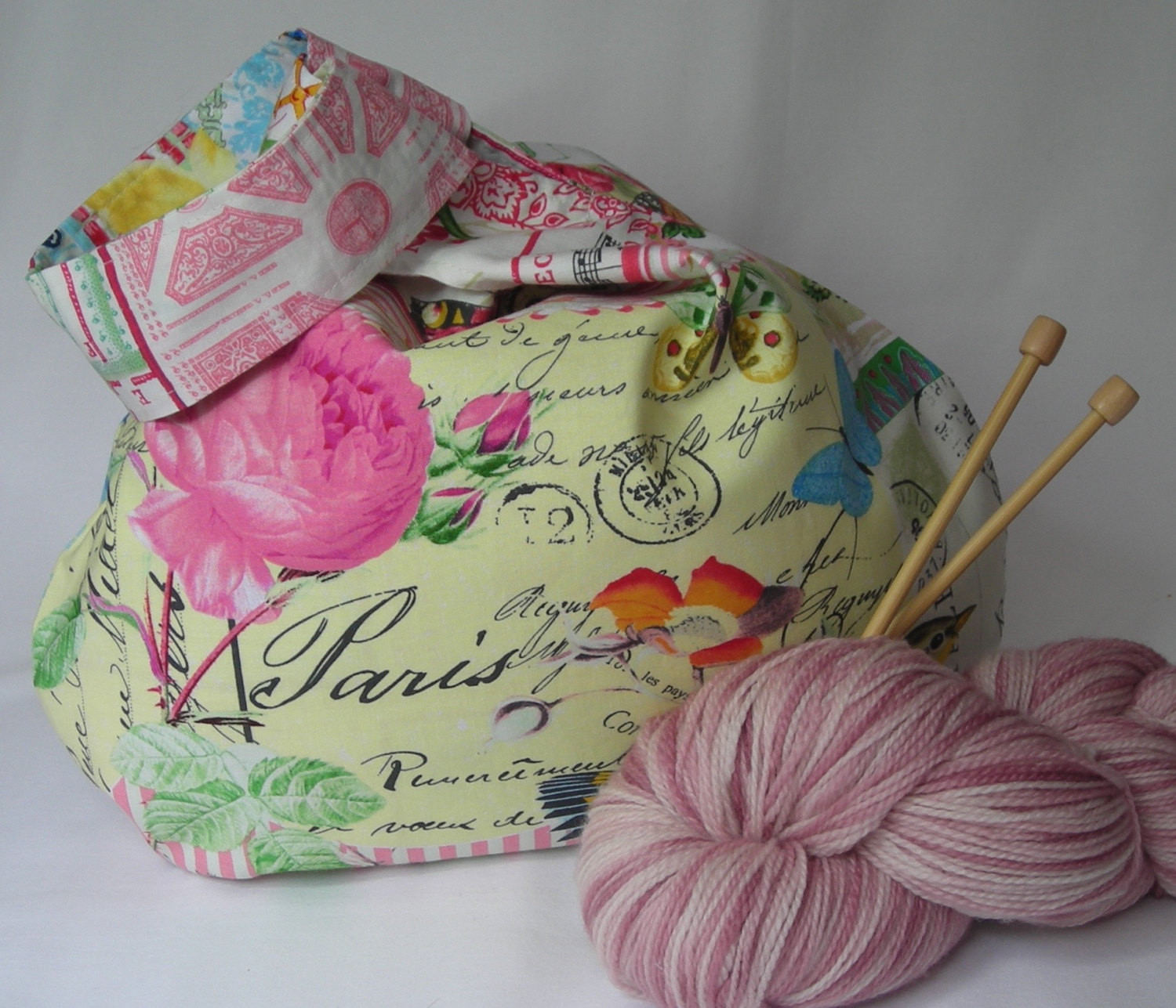 Lovely Sale Knitting Crochet Project Bag Medium Size Japanese Project Bag Pattern Of Incredible 47 Models Project Bag Pattern