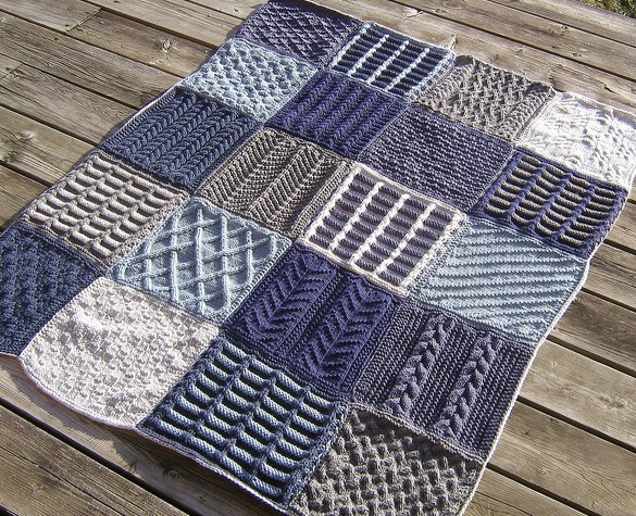 Lovely Sampler Knitting Patterns for Afghans Accessories and Knitted Square Patterns Of Lovely 50 Models Knitted Square Patterns