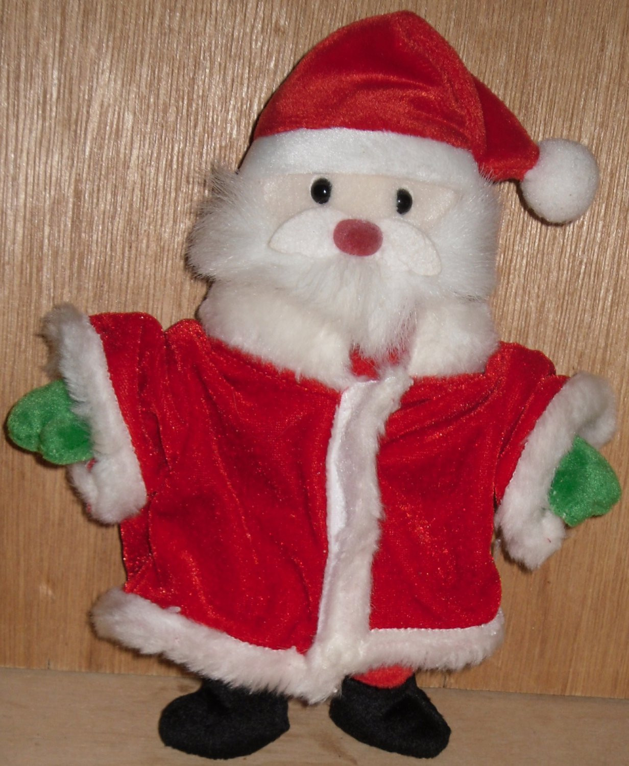 Lovely Santa Claus Ty Beanie Baby 1998 Christmas Santa Beanie Of Beautiful 45 Models Santa Beanie