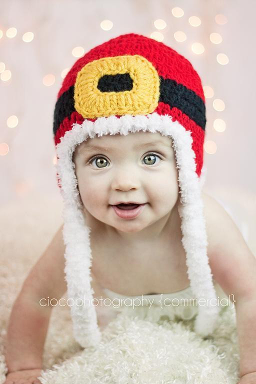 Lovely Santa Hat Pattern by Sweet Kiwi Croc Craftsy Crochet Christmas Hats Of Beautiful 46 Images Crochet Christmas Hats