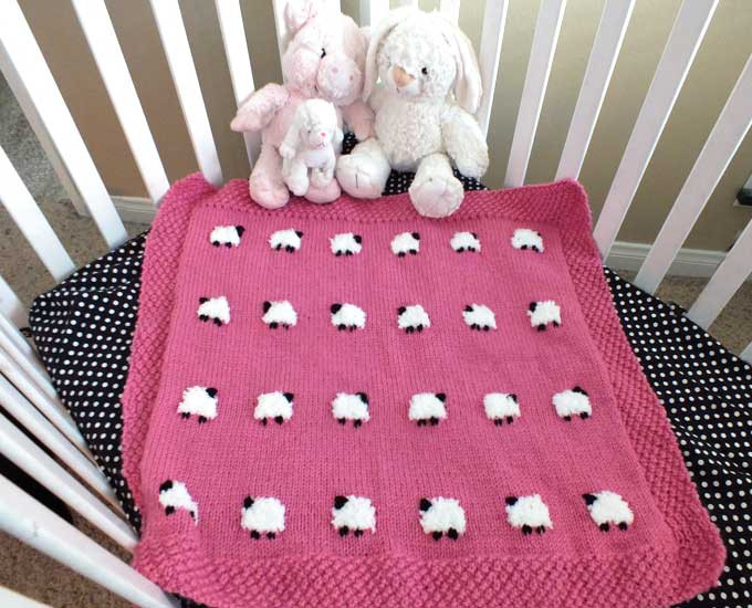 Lovely Sheep Baby Blanket Two Sisters Baby Blanket Size Knit Of Awesome 42 Pictures Baby Blanket Size Knit