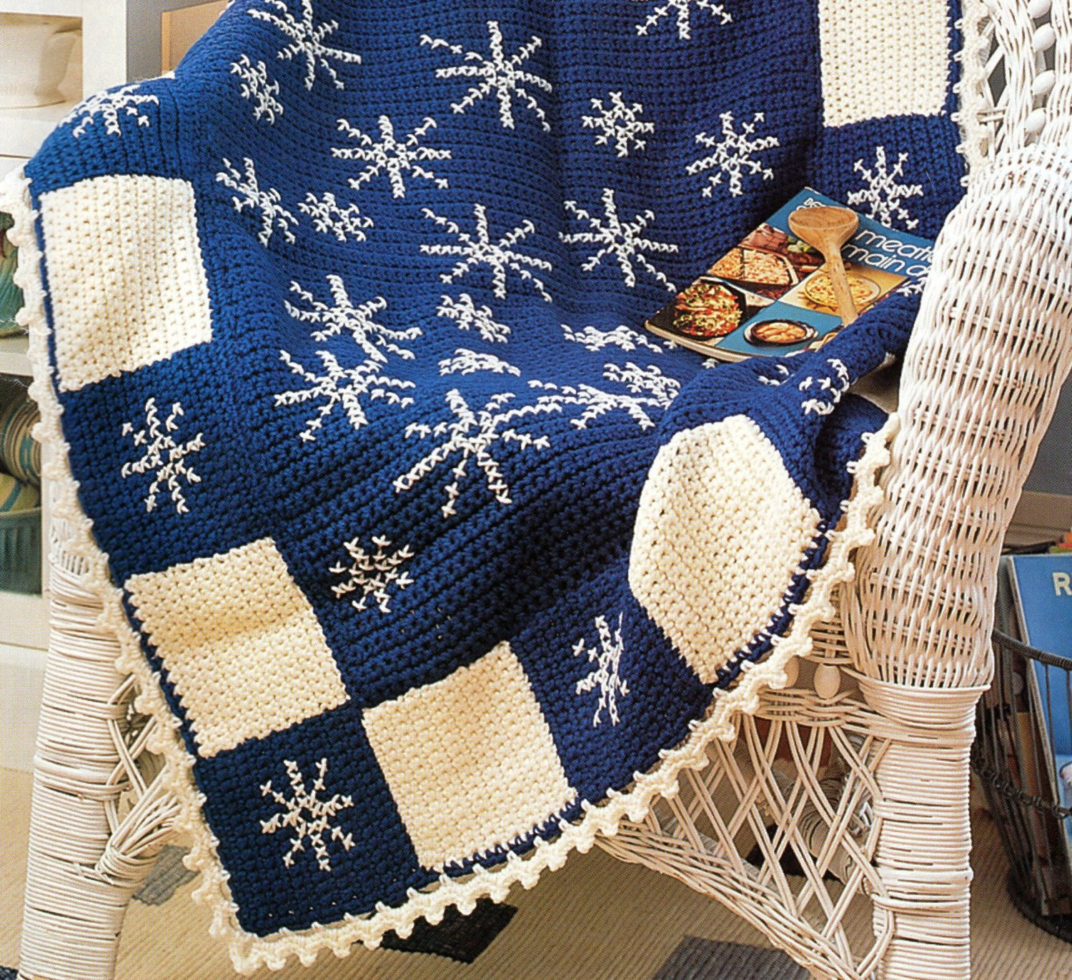 Lovely Snowflakes Afghan Lapghan Crochet Pattern Christmas Holiday Lapghan Patterns Of Brilliant 39 Images Lapghan Patterns