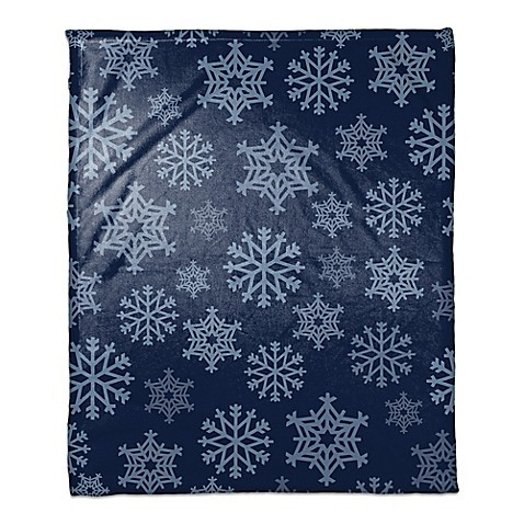 Lovely Snowflakes Falling Throw Blanket Bed Bath & Beyond Snowflake Blanket Of Lovely 50 Models Snowflake Blanket