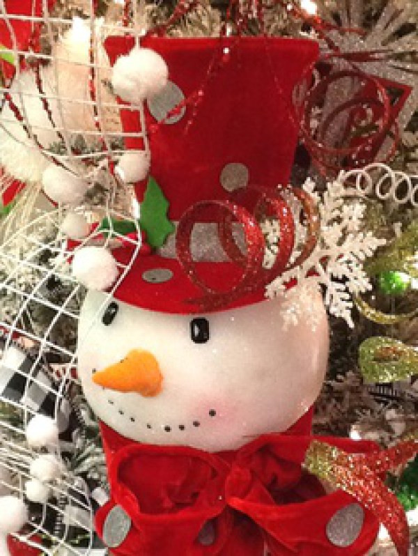 Lovely Snowman Christmas Tree toppers Snowman Christmas Tree Decorations Of Adorable 46 Pictures Snowman Christmas Tree Decorations