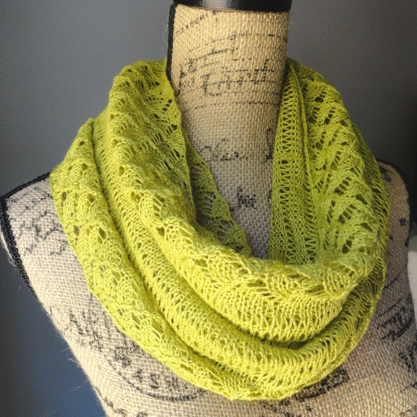 Lovely Spring Lace Infinity Scarf Purl Avenue Lacy Scarf Knitting Pattern Of Superb 46 Models Lacy Scarf Knitting Pattern