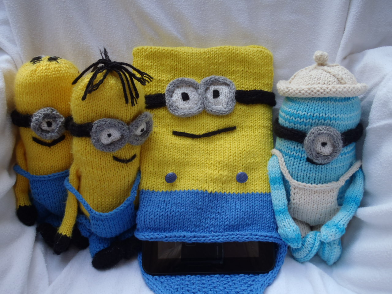 Lovely Stana S Critters Etc Knitting Pattern for Minions Tablet Minion Pattern Of Gorgeous 50 Models Minion Pattern