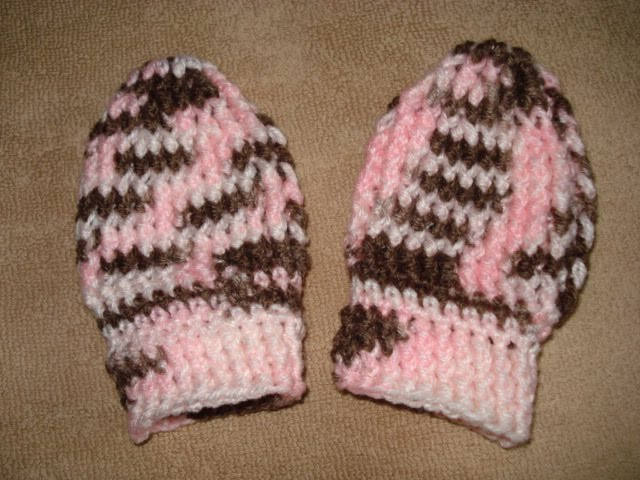 Lovely Stitch It Out Thumbless Baby Mitts Crochet Baby Mittens Of Incredible 49 Photos Crochet Baby Mittens