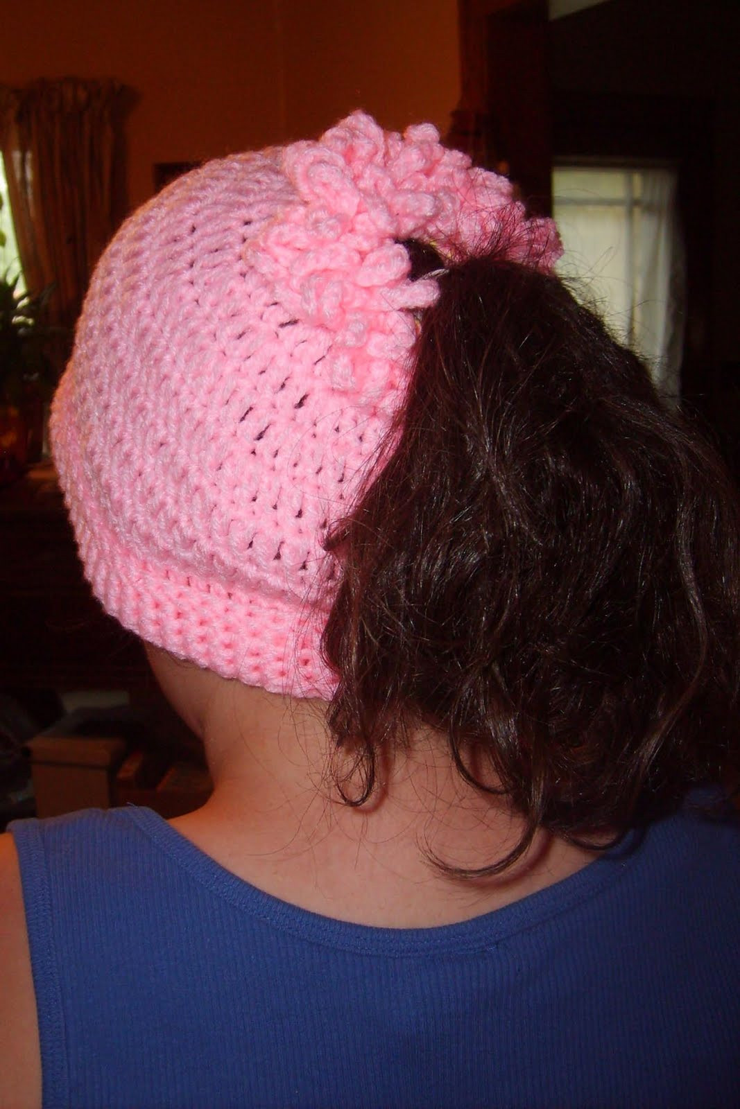 Lovely Suzies Stuff Ponytail Cap Ponytail Hats Free Patterns Of Incredible 42 Ideas Ponytail Hats Free Patterns