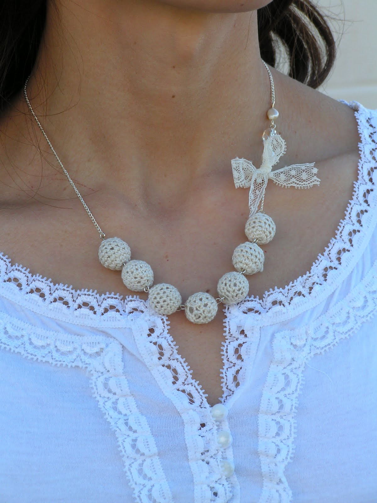 Lovely Tea Rose Home Crochet Beads Necklace Crochet Beads Necklace Of Fresh 42 Models Crochet Beads Necklace