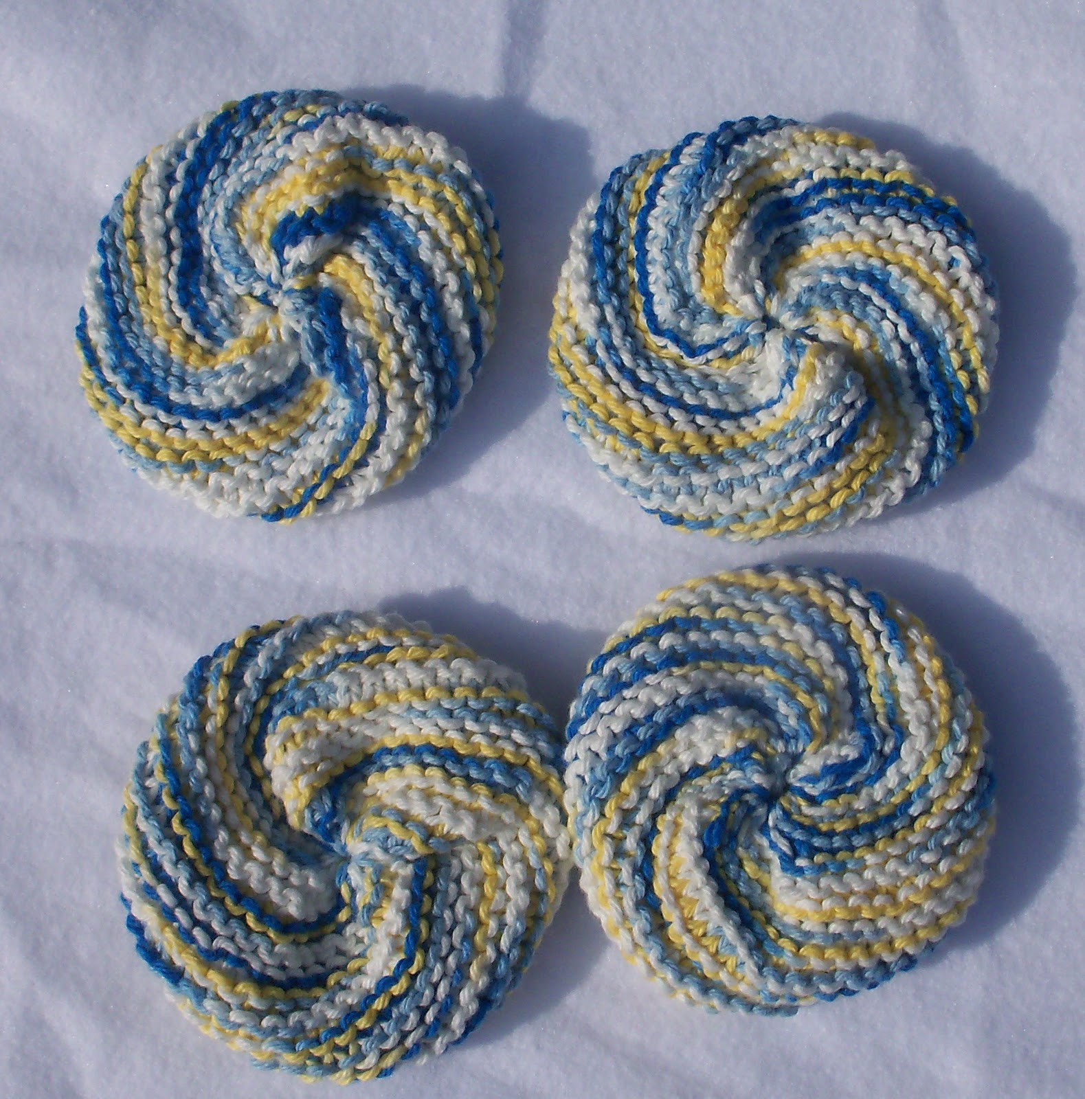 Lovely Textiles4you Knitted Scrubbies Knit Scrubby Patterns Of Top 40 Photos Knit Scrubby Patterns