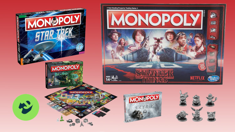 Lovely the 20 Best Editions Of Monopoly for Niche Board Game Monopoly Game Versions Of Gorgeous 40 Photos Monopoly Game Versions