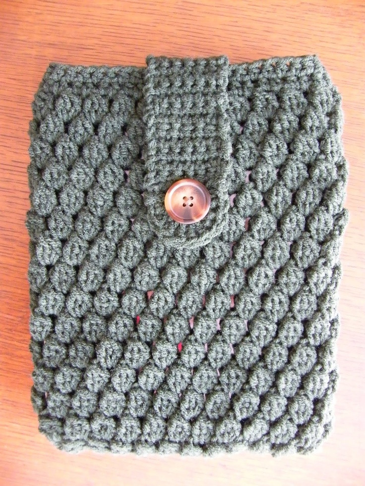 Lovely the 31 Best Images About Crochet Covers Cases Ipad Crochet Tablet Cover Of Delightful 46 Ideas Crochet Tablet Cover