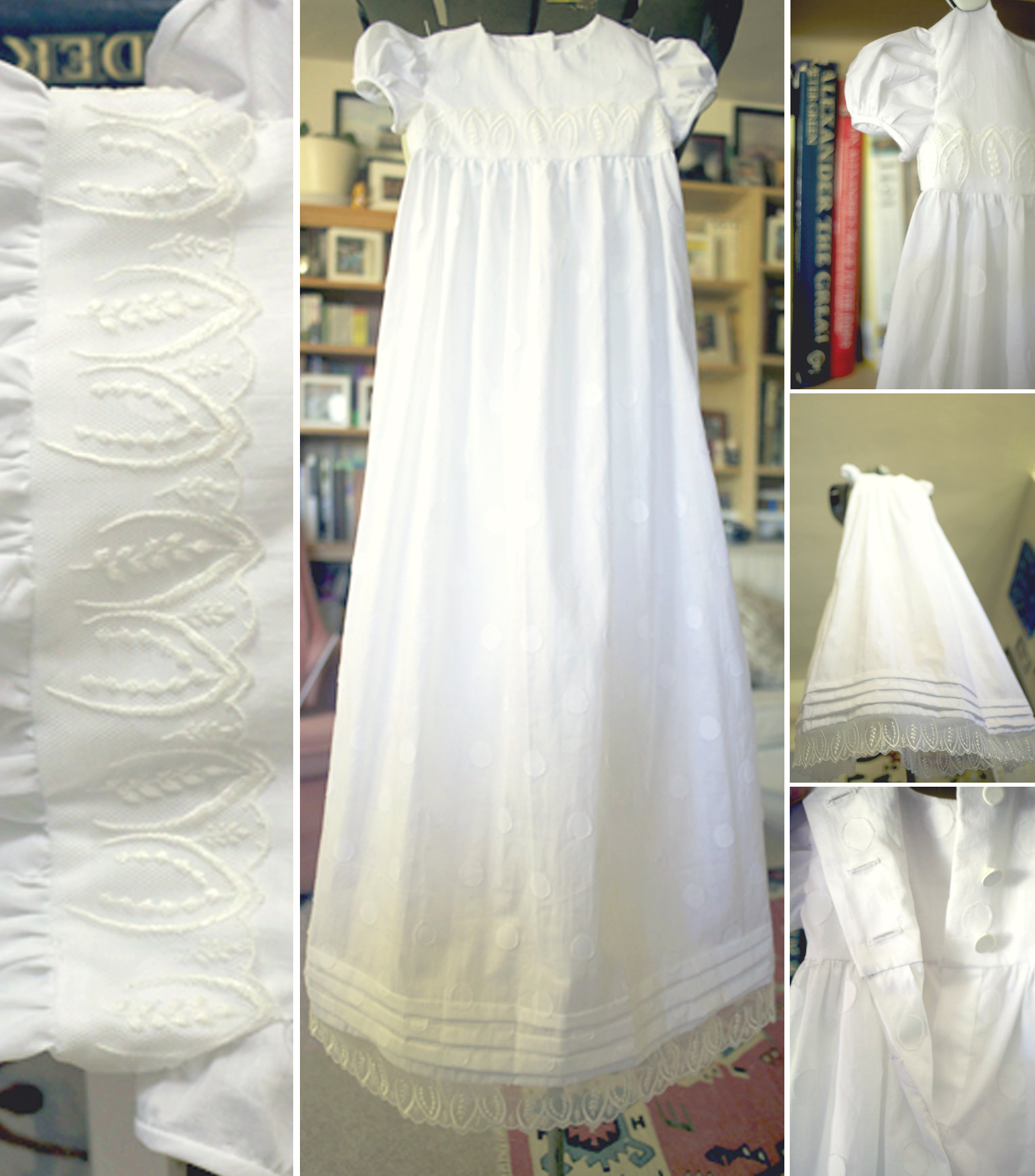 Lovely the Angelic Gown and the Sewing for Children Contest – Sew Baptism Gown Pattern Of Fresh 43 Ideas Baptism Gown Pattern
