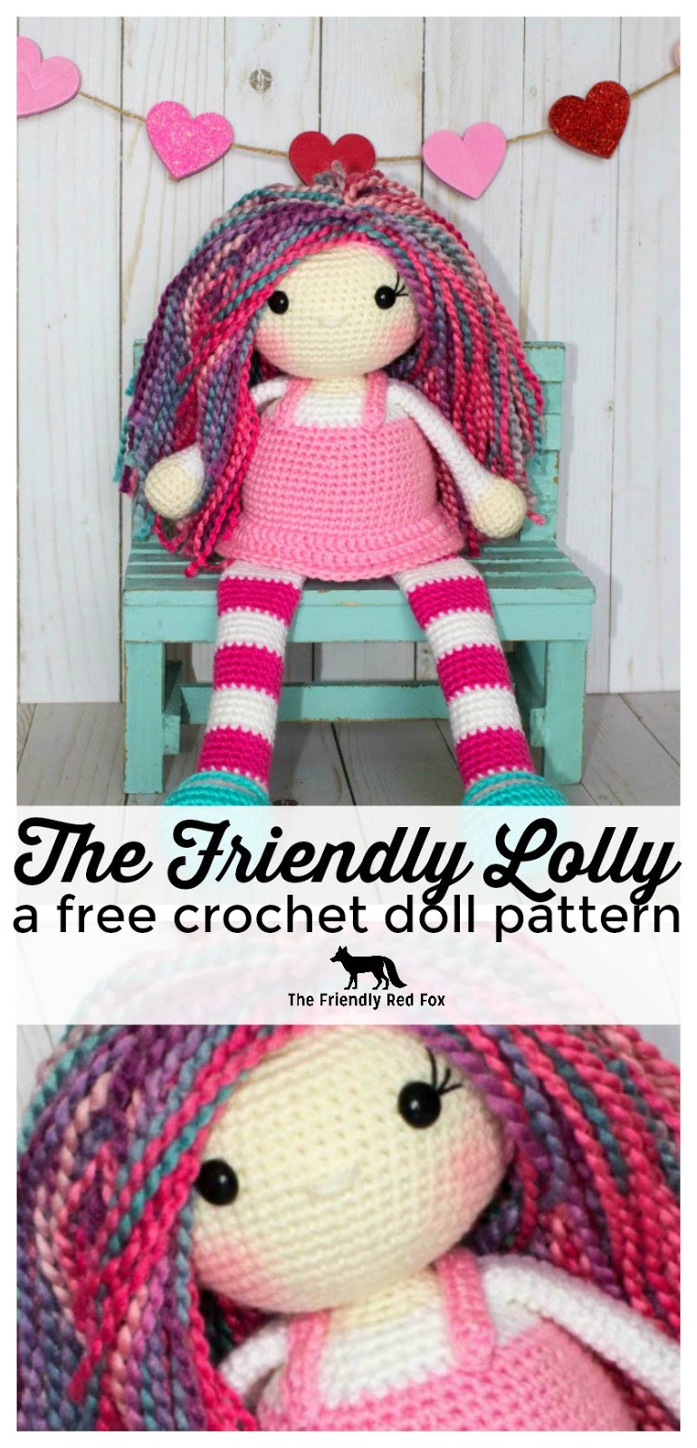 Lovely the Friendly Lolly A Free Crochet Doll Pattern Free Doll Patterns Of Unique 47 Photos Free Doll Patterns