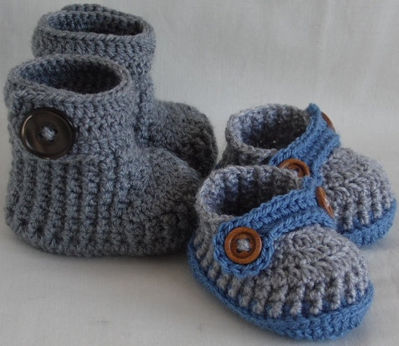 Lovely the Gallery for Baby Boy Crochet Booties Crochet Baby Boy Booties Of Luxury 45 Models Crochet Baby Boy Booties