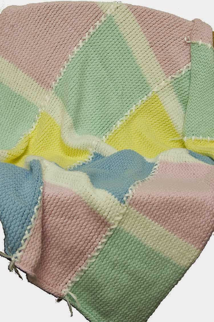 Lovely the Knifty Knitter Baby Squares Baby Blanket Afghan Knitting Loom Of Superb 49 Pics Afghan Knitting Loom