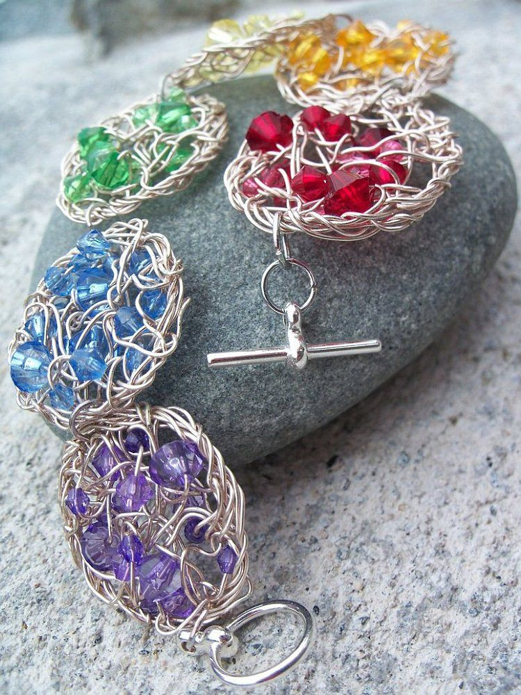 Lovely the Perfect Diy Wire Crochet Jewelry [free Pattern Crochet Wire Jewelry Of Attractive 41 Ideas Crochet Wire Jewelry