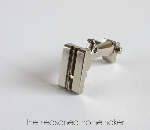 Lovely the Seasoned Homemakersewing Machine Feet Invisible Sewing Machine Zipper Foot Of Lovely 50 Ideas Sewing Machine Zipper Foot