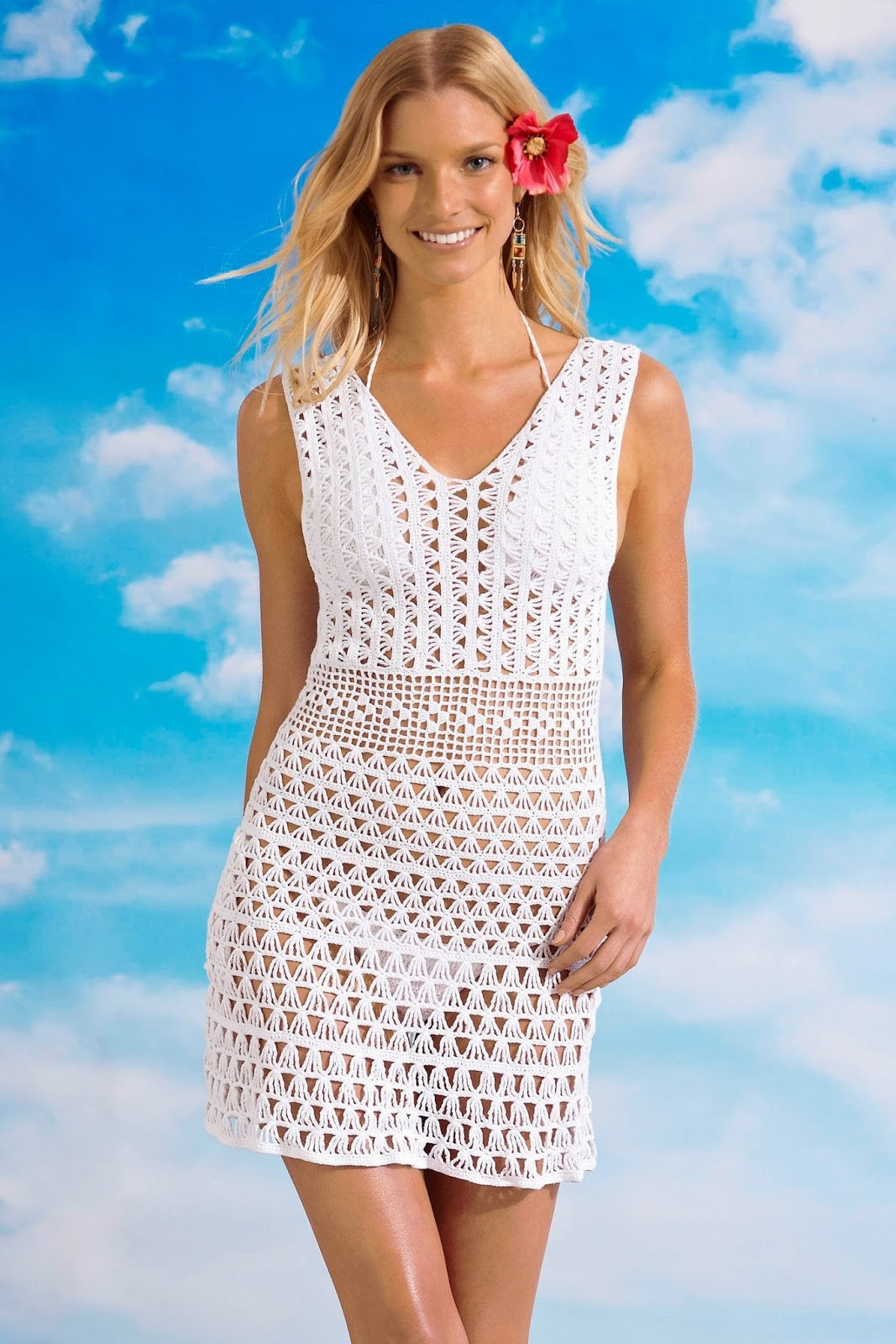 Lovely thebigfront Crochet Dresses Crochet Dress Of Awesome 50 Pictures Crochet Dress