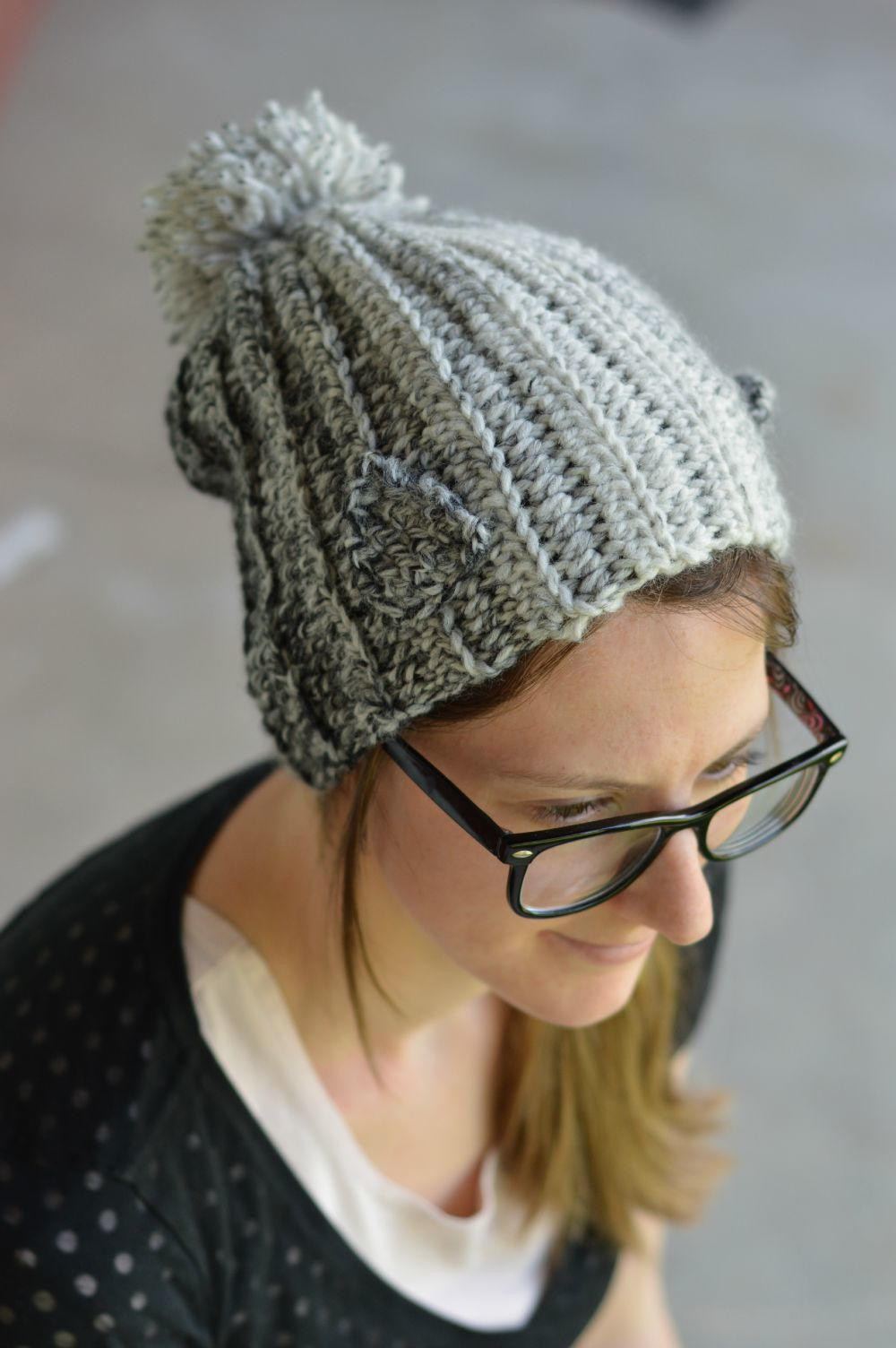 Lovely Timber Wolf Slouch Hat All Crochet Of Amazing 44 Ideas All Crochet