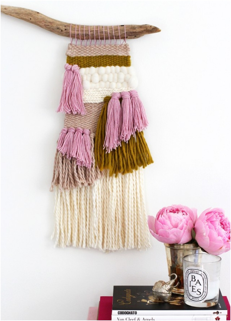 Lovely top 10 Simple yet Amazing Diy Fiber Wall Art top Inspired Weaving Wall Hanging Of Brilliant 43 Models Weaving Wall Hanging