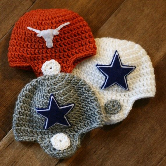 Lovely top 307 Ideas About Crochet Hats On Pinterest Crochet Football Helmets Of Lovely 48 Pics Crochet Football Helmets
