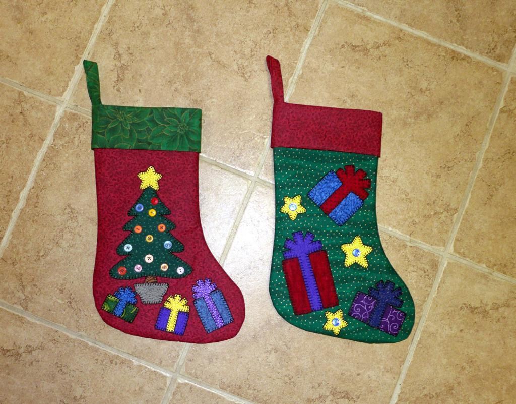 Lovely Tree & Gifts by Sher S Patterns Christmas Stocking Sewing Pattern Of Marvelous 44 Models Christmas Stocking Sewing Pattern
