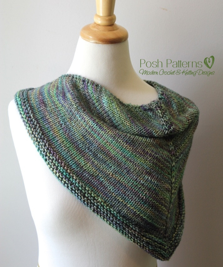Lovely Triangle Scarf Knitting Pattern Triangle Scarf Pattern Of Top 49 Models Triangle Scarf Pattern