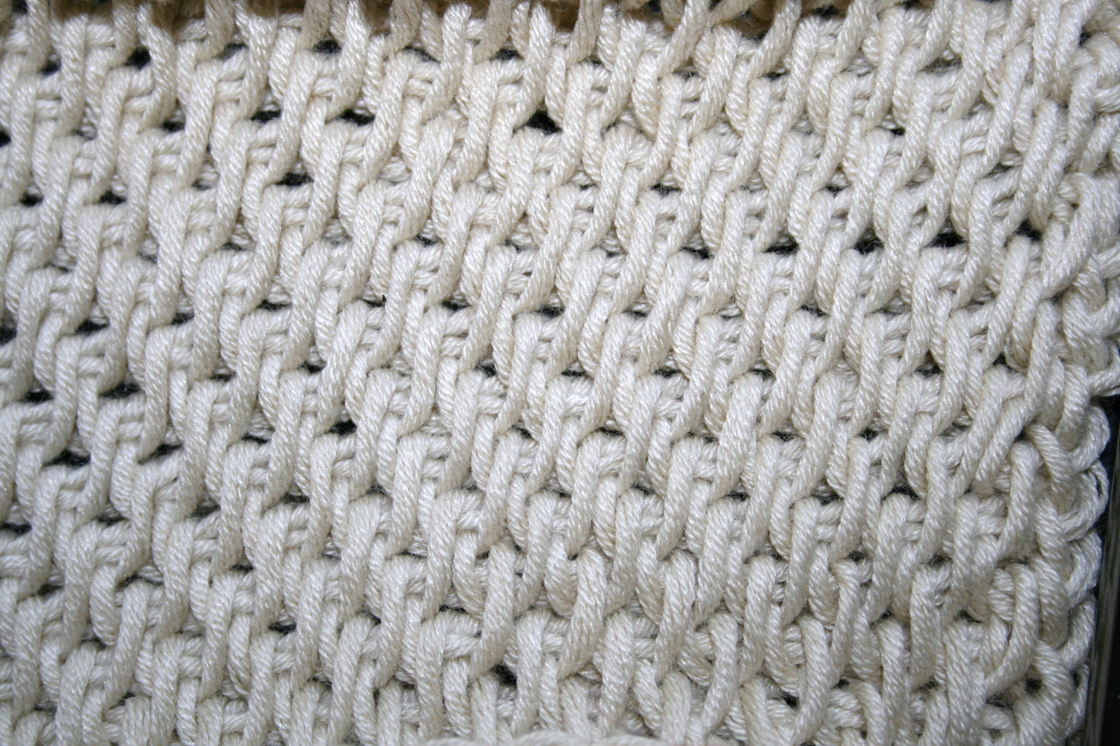Lovely Tunisian Full Stitch Tunisian Crochet Knit Stitch Of Superb 46 Pictures Tunisian Crochet Knit Stitch