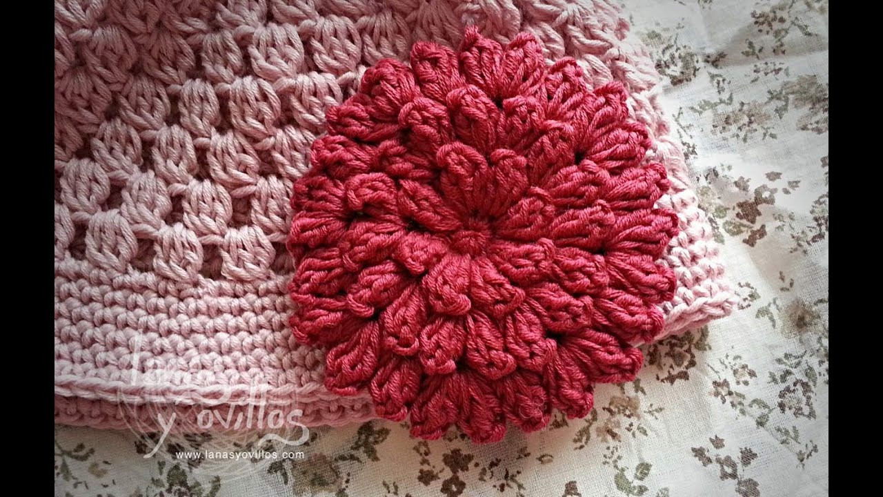 Lovely Tutorial Flor Crochet O Ganchillo Youtube Crochet Videos Of Lovely 45 Images Youtube Crochet Videos