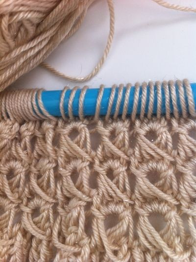 Ultimate Beginner s Guide to Broomstick Lace Crochet