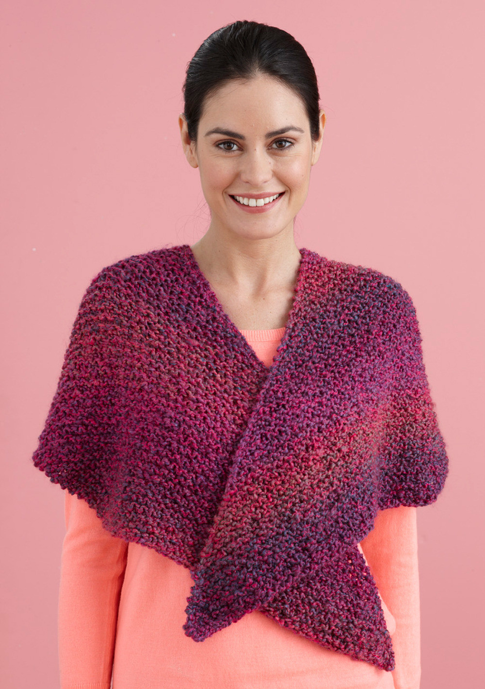 Lovely V Shawl In Lion Brand Homespun D Lion Brand Free Patterns Of Perfect 46 Pictures Lion Brand Free Patterns