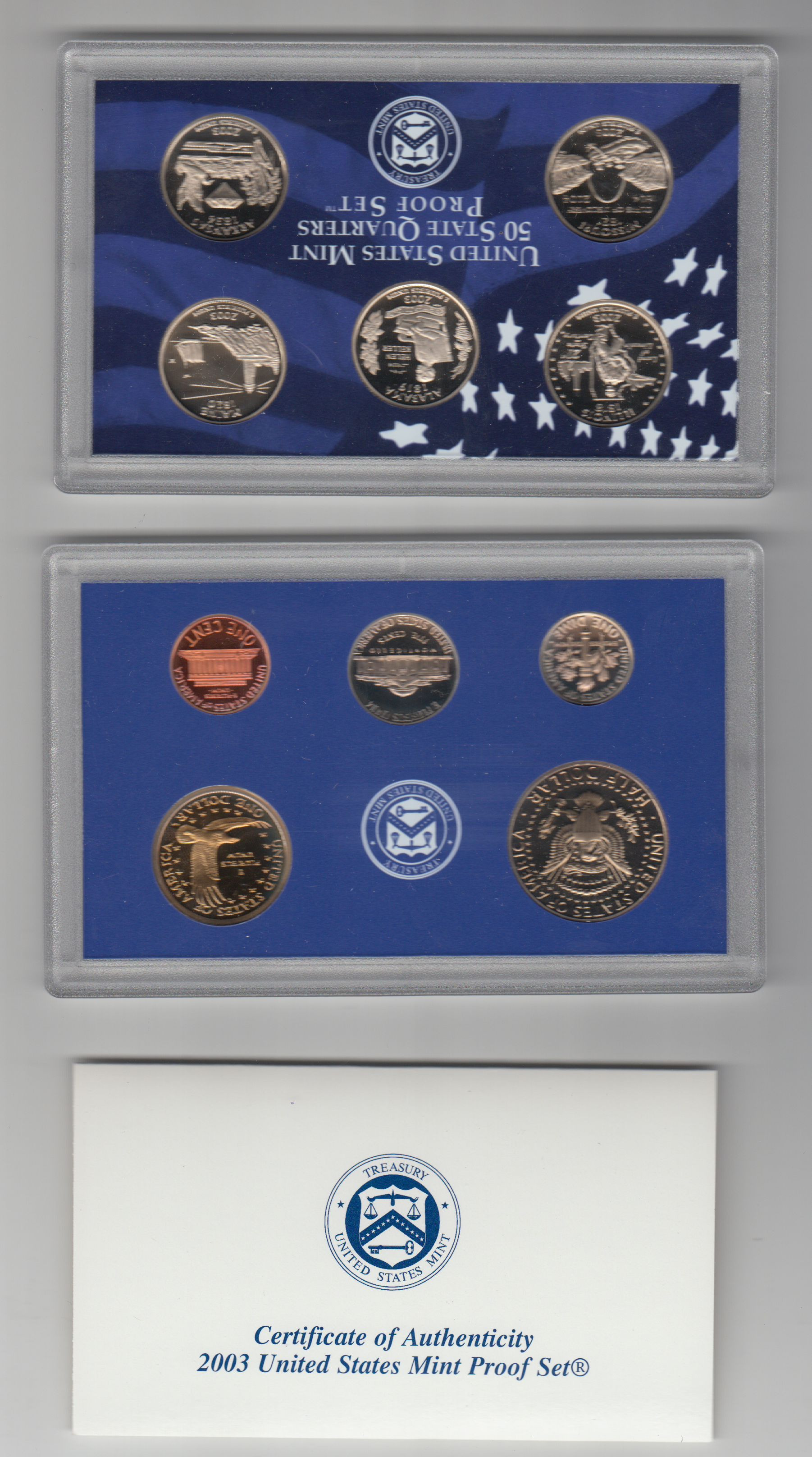 Lovely Value Of Usa 10 Coins 50 State Quarters Proof Set Us Mint State Quarter Set Value Of Luxury Mint Statehood Quarter Errors State Quarter Set Value