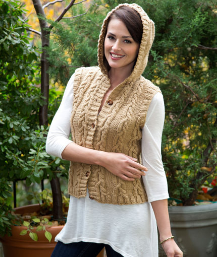 Adorable 39 Photos Free Knitted Vest Patterns