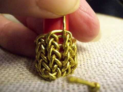 Lovely Viking Knit Weave Tutorial Wire Knitting Of Unique 44 Images Wire Knitting