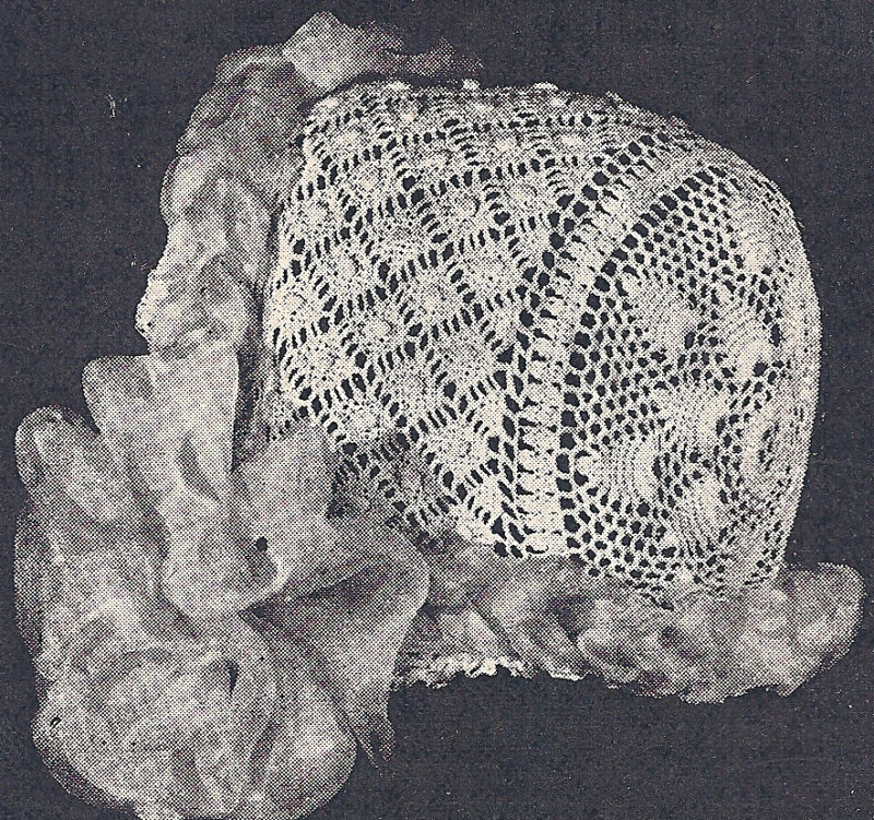Lovely Vintage Antique Crochet Pattern to Make Baby Cap Hat Vintage Crochet Of Perfect 44 Models Vintage Crochet