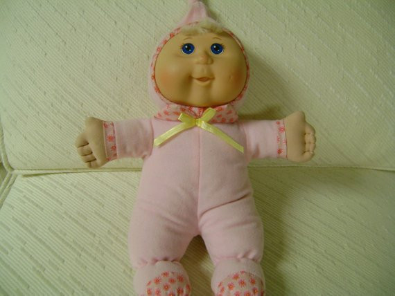Lovely Vintage Cabbage Patch Kid Baby soft Doll Newborn Cabbage Patch Doll Of Brilliant 49 Pictures Newborn Cabbage Patch Doll