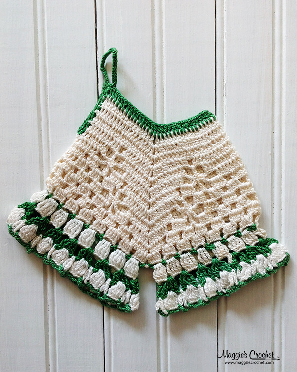 Lovely Vintage Crochet Bloomer Potholders Vintage Crochet Of Perfect 44 Models Vintage Crochet
