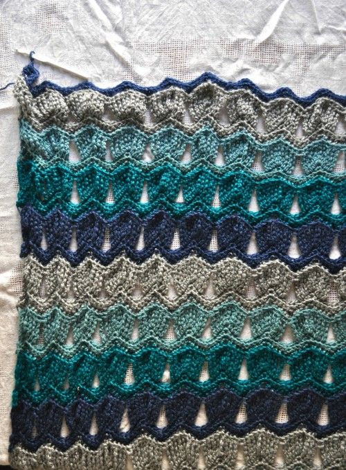 Lovely Vintage Fan Ripple Stitch Pattern by Janis Cortese Crochet Stitch Library Of Top 43 Ideas Crochet Stitch Library