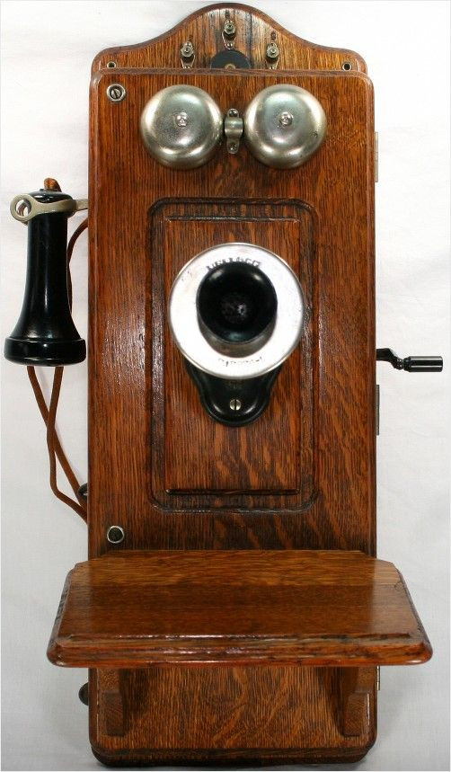Lovely Vintage Kellogg 2602 Picture Frame Front Cathedral top 5 Old Wall Telephone Of Marvelous 42 Models Old Wall Telephone