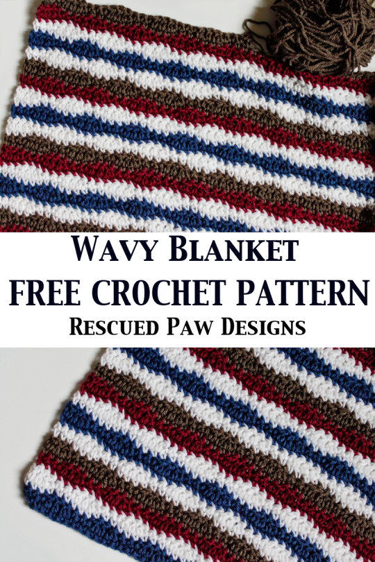 Lovely Wavy Crochet Blanket Pattern ⋆ Rescued Paw Designs Crochet Inline Crochet Hook Of Amazing 46 Pics Inline Crochet Hook