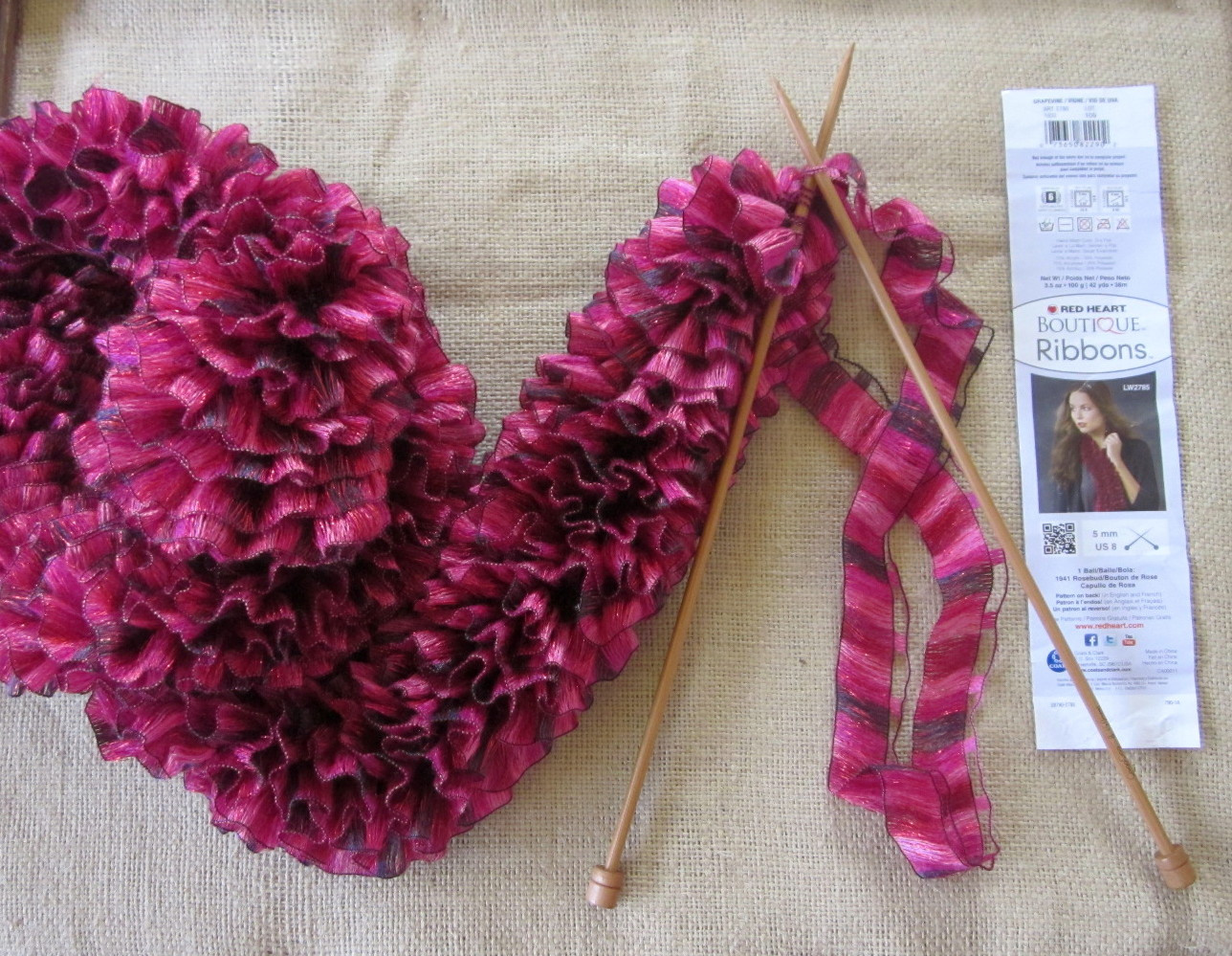 Lovely Wendylynn S Paper Whims Red Heart Boutique Ribbons Yarn Scarf Yarn Scarf Of Attractive 49 Photos Yarn Scarf