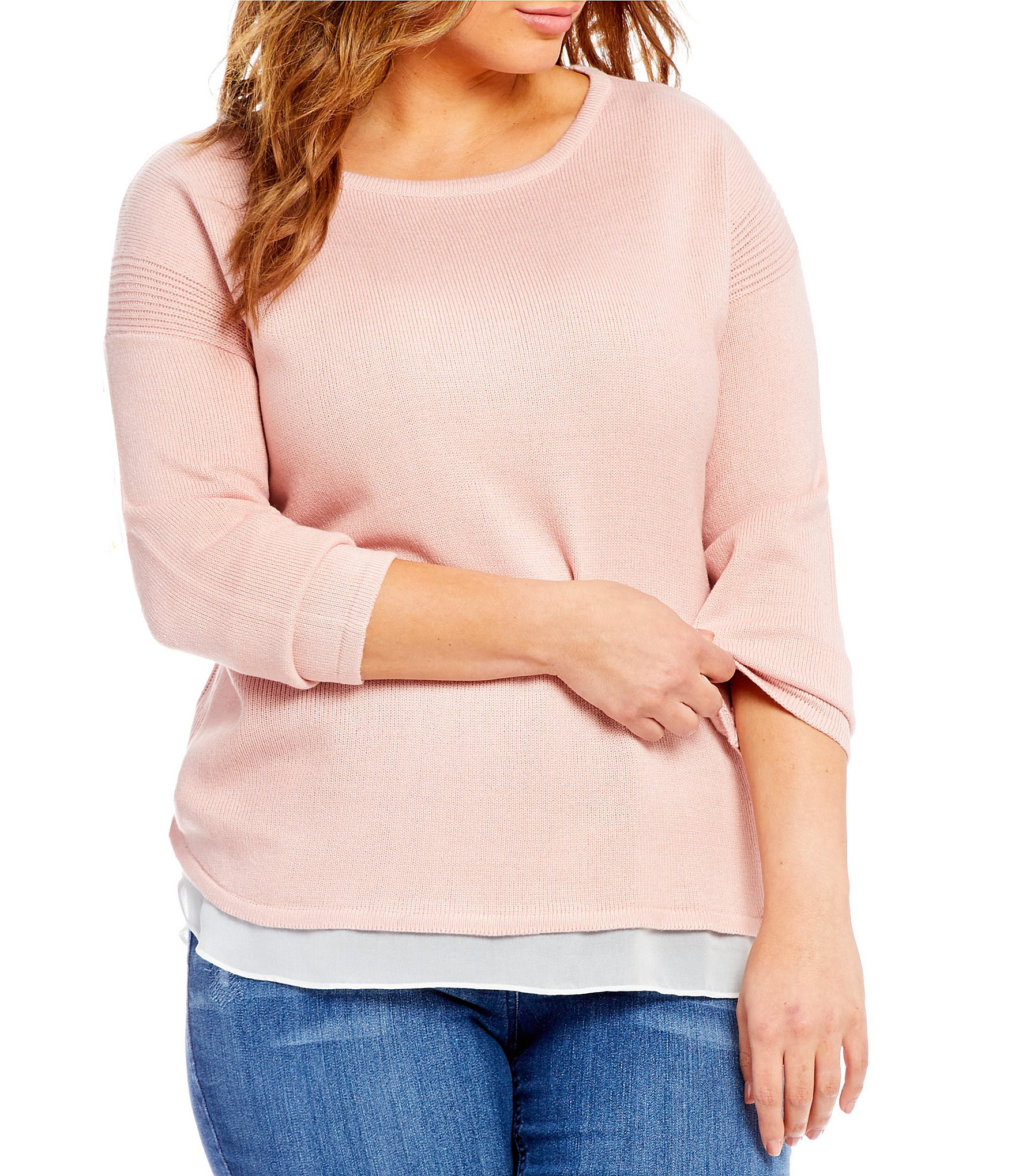 Lovely Westbound Plus Circle Hem Sweater Circle Sweater Of Innovative 50 Ideas Circle Sweater
